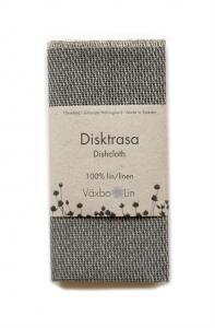 Växbo Lin Disktrasa Grafitgrå - Nostalgiska.se