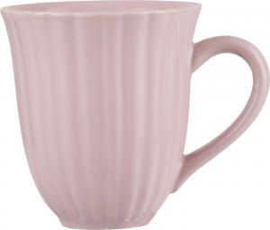 Mynte Kaffemugg - Rosa - Nostalgiska.se