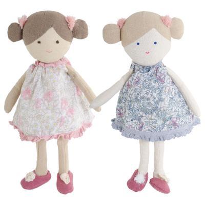 Trasdocka Lilly & Lulu - Nostalgiska.se