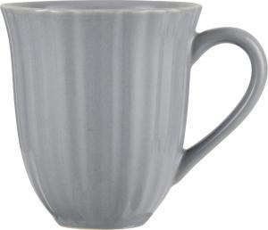Mynte Kaffemugg - French Grey - Nostalgiska.se