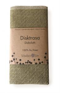 Växbo Lin Disktrasa Olivgrön - Nostalgiska.se