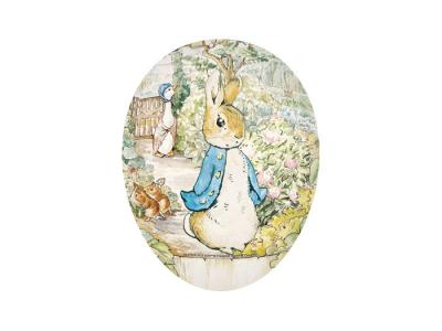Påskägg Beatrix potter Peter Rabbit 25 cm - Nostalgiska.se