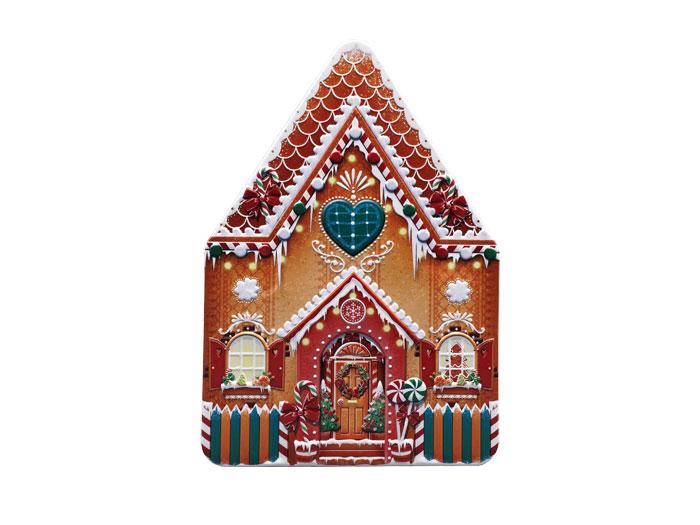 Julkakburk - Gingerbread 22,9x15,9x7,8cm - Nostalgiska.se