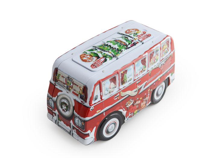 Julkakburk - campervan Christmas - Nostalgiska.se