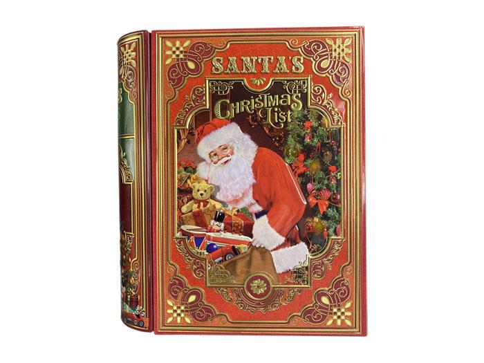 Julkakburk - Santas list - Nostalgiska.se