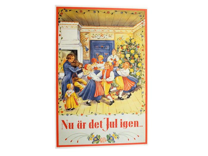 Julbonad Nu är det jul igen juldans - Nostalgiska.se