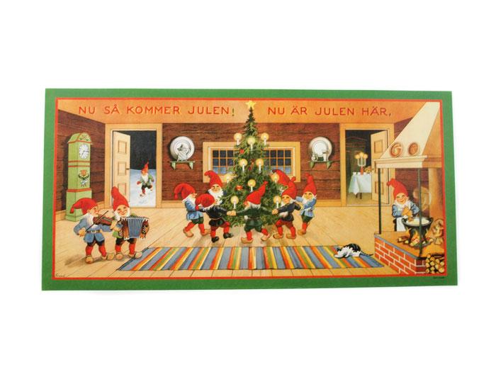 Julbonad nu så kommer julen - Nostalgiska.se