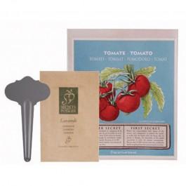 Fröpåse och etikett - Tomat - Nostalgiska.se