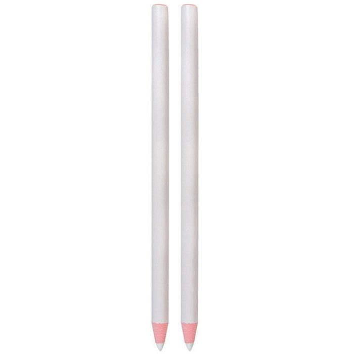 Pennor med vax för att skriva på skiffer - vit - Nostalgiska.se