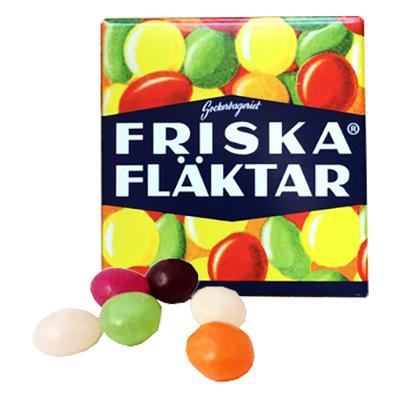 Friska fläktar tablettask - Nostalgiska.se