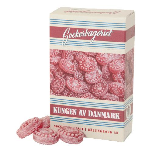 Kungen av danmark - Nostalgiska.se