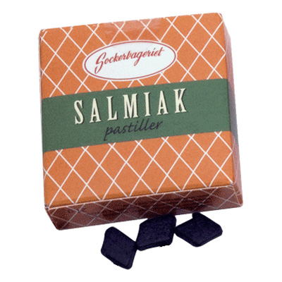 Salmiak tablettask - Nostalgiska.se