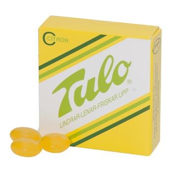 Tulo citron tablettask - Nostalgiska.se